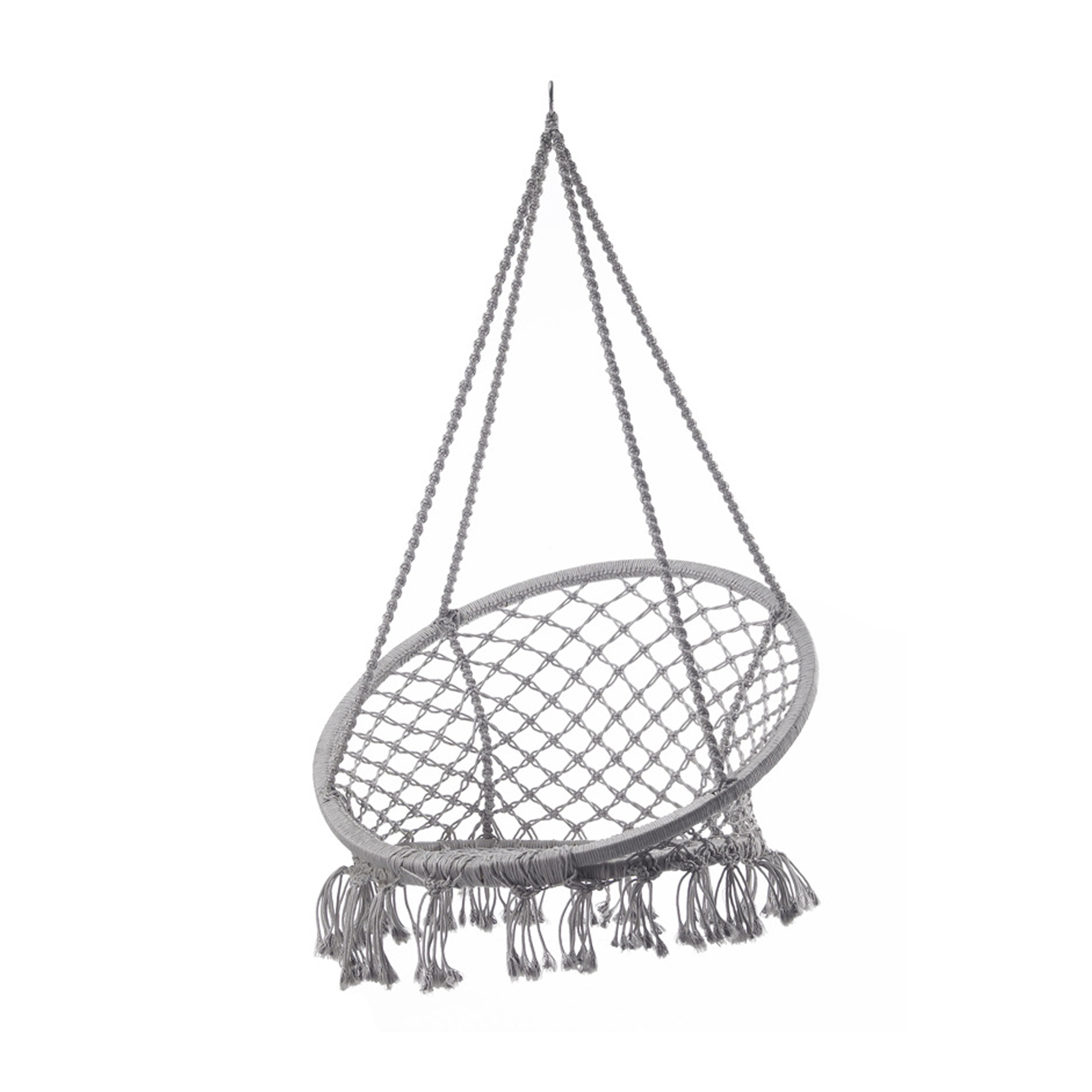 Durable Cotton Rope Hammock Chair Swing