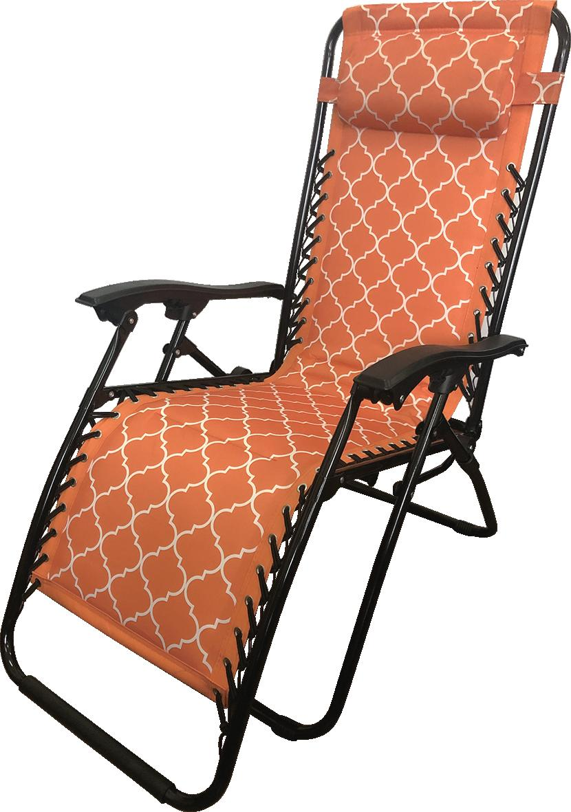 Zero Gravity Beach Garden Camping Chair