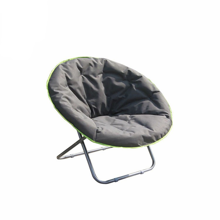 Folding Outdoor Camping Moon Chair