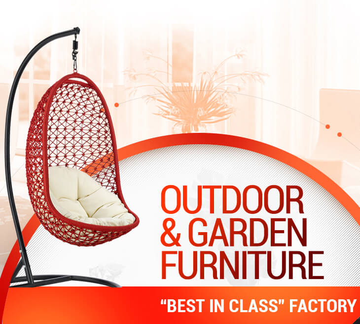 swing chair supplier