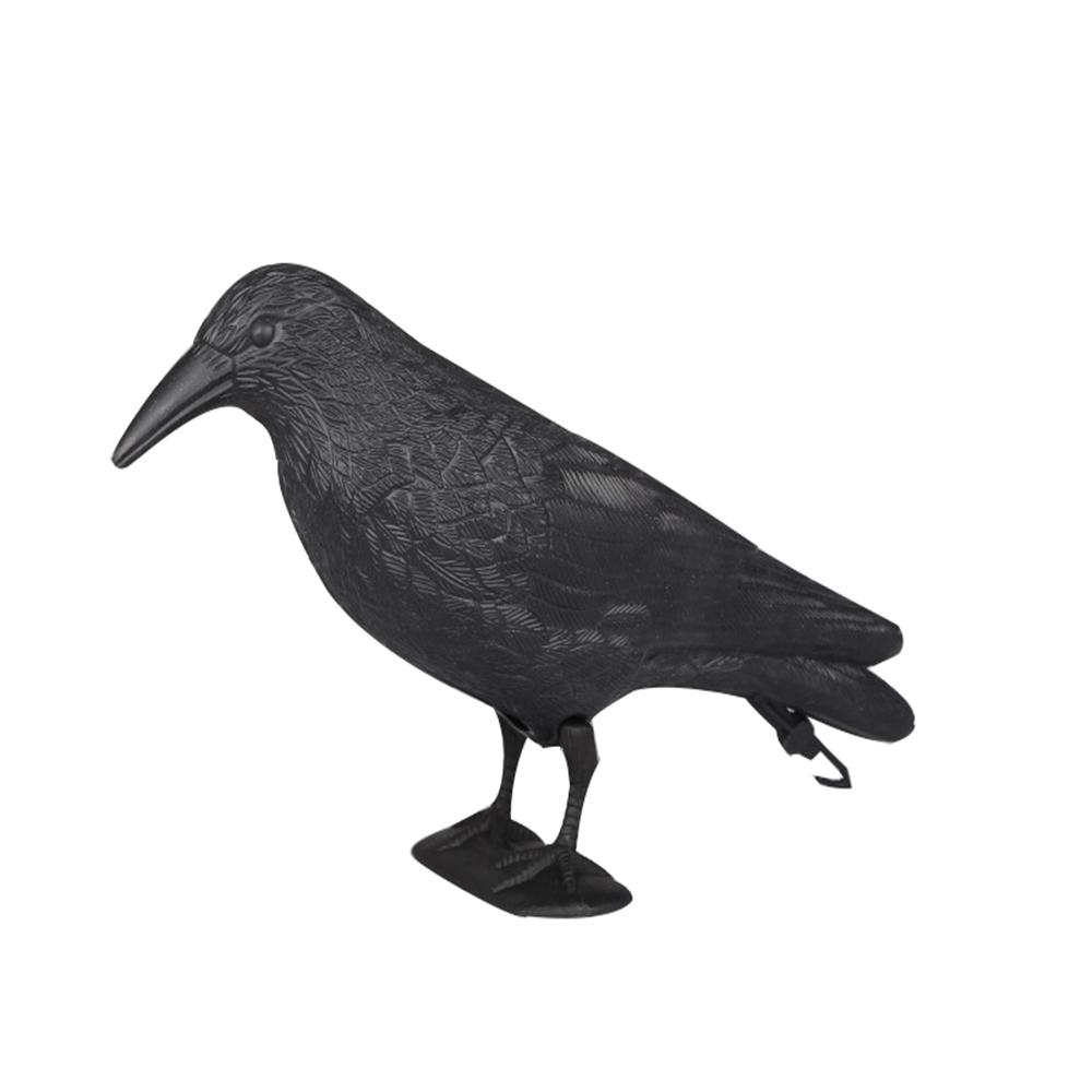 Plastic Hunting Decoy Crow