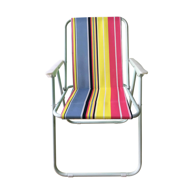 Portable Folding Beach Chaise Sun Lounge Chair