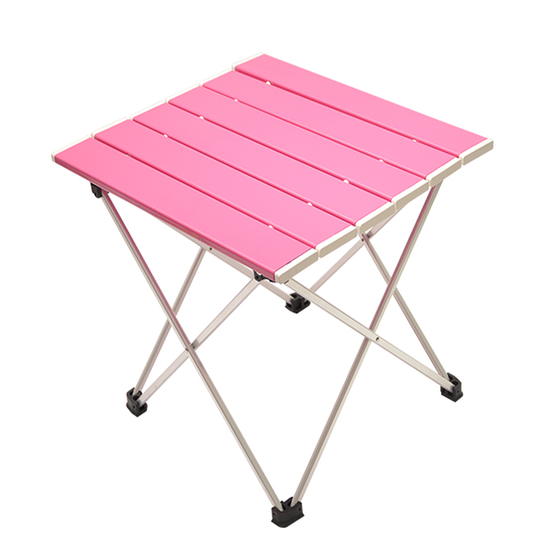 Picnic Portable Foldable Folding Fishing Aluminum Camping Table
